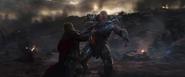 Thanos vs. Thor