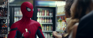 The Famous Spider-Man (Convenience Store - NBA Finals Homecoming TV Spot)