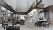1960s Concept Art (Vision Residence)