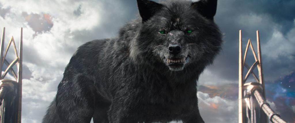 Lobos Asgardianos