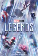 Legends S1 Poster
