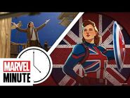 Marvel Studios' Loki, Captain Carter, and More! - Marvel Minute