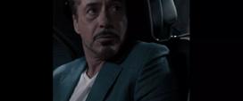 Stark descubre a Parker grabando