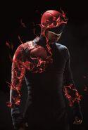 Daredevil S3 Textless Poster03