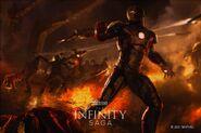 Infinity Saga Iron Man promo