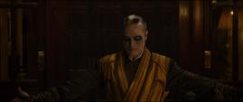 Kaecilius destruye el Santuario de Londres