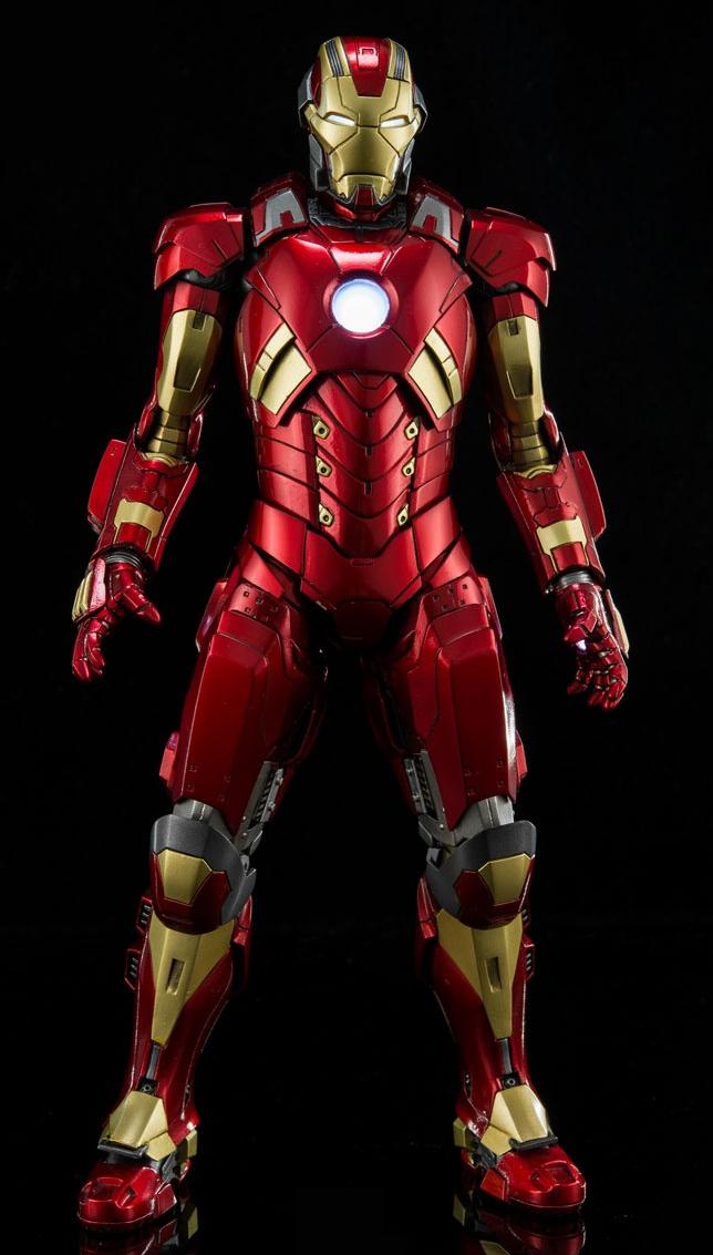 Armadura de Iron Man: Mark XI