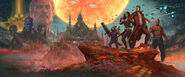 Guardians of the Galaxy Vol. 2 2017 concept art 68