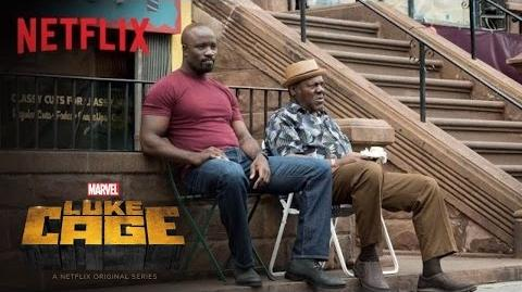 Marvel's Luke Cage Street Level Hero Harlem Netflix