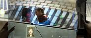 Star-Lord y Bereet en Xandar
