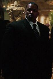 Tony's Bodyguard 1