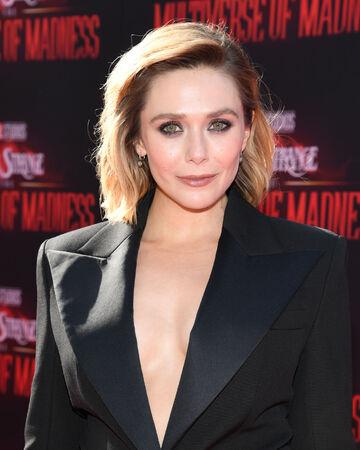 Elizabeth Olsen Marvel Cinematic Universe Wiki Fandom