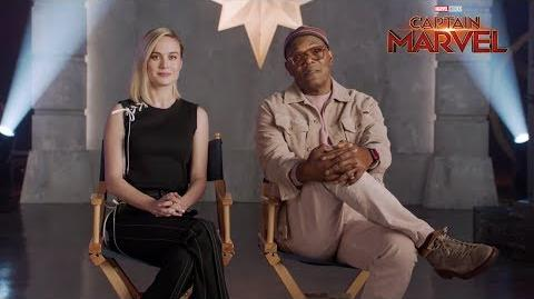 Marvel Studios' Captain Marvel This or That '90s Featurette