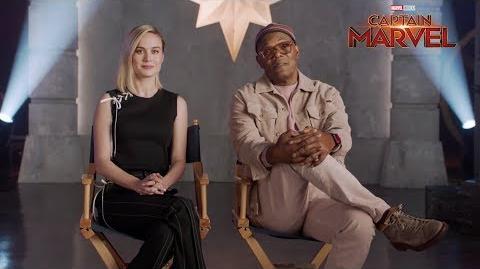 Marvel Studios' Captain Marvel This or That '90s Featurette
