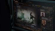 Romanoff y Barton en pantalla