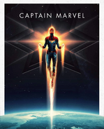 Bluray Box - Captain Marvel