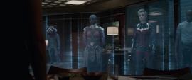 Reunión holográfica de los Vengadores - Captura 9