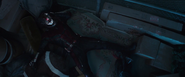 Ant-Man freed from the Quantum Realm