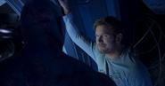 Drax habla con Peter 3