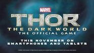 Marvel's Thor The Dark World - The Official Game - Trailer 2