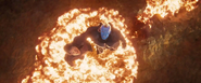 Quill es salvado por Yondu