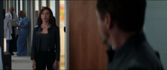 Romanoff se cruza con Stark