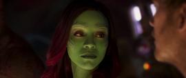 Gamora se reconcilia con Quill