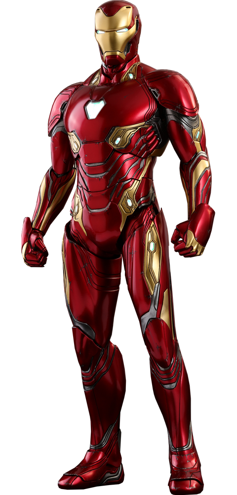 Iron Man Armor: Mark L