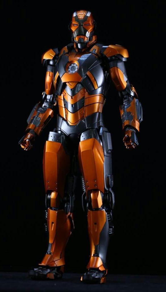 Armadura de Iron Man: Mark XXVIII