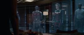 Reunión holográfica de los Vengadores - Captura 3