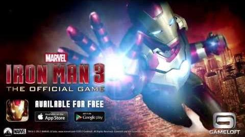 Iron Man 3 The Official Game - Launch Trailer