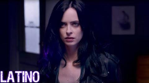 Marvel - Jessica Jones - Temporada 2 Tráiler Doblado Español Latino Oficial Netflix