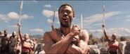 T'Challa es el nuevo Rey de Wakanda