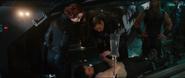 Vengadores Clint herido