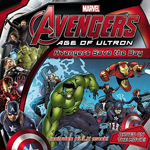 Avengers: Age of Ultron: Avengers Save the Day