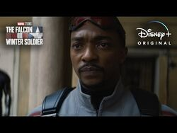 Reason - Marvel Studios' The Falcon and The Winter Soldier - Disney+