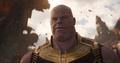 Thanos llega a Titán