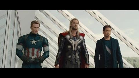 "Avengers Era de Ultrón (2015) TV Spot Latino ""Regrupados"""