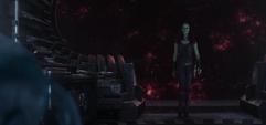 Gamora de 2014 se reúne con Nebula