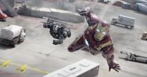 Iron Man y Máquina de Guerra enfrentan a Scott
