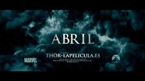 Thor Trailer 2 Español
