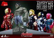 AOU artist mix