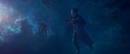 Devastadores de Yondu muertos en el espacio