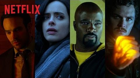 Marvel - The Defenders Tráiler oficial Netflix HD