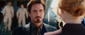 Tony Stark de regreso a Estados Unidos - Iron Man