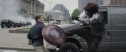 Winter Soldier vs. Captain America
