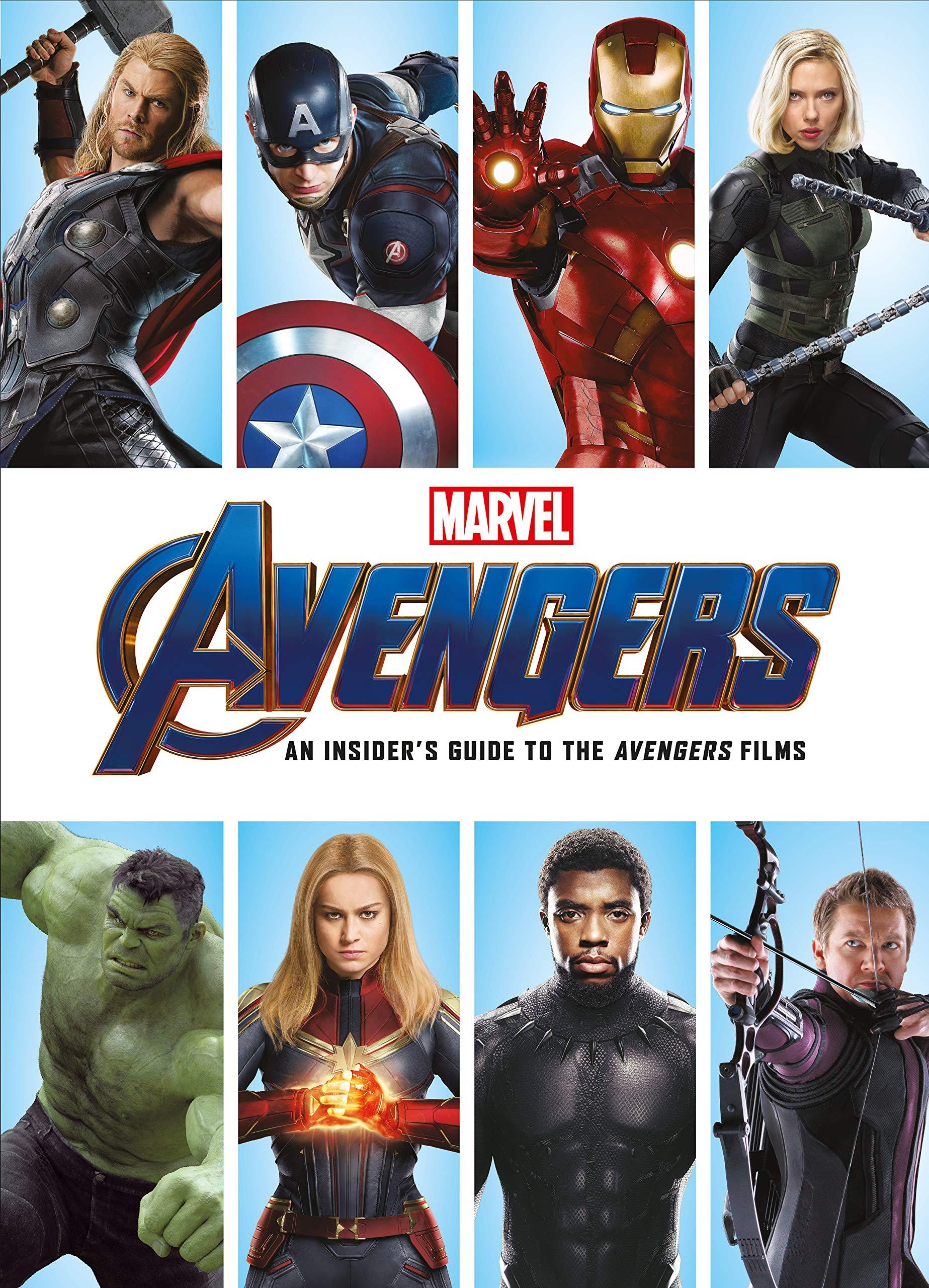 Avengers An Insider S Guide To The Avengers Films Marvel Cinematic Universe Wiki Fandom