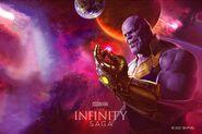 Infinity Saga Thanos promo