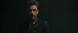 Stark en la celda de Vanko