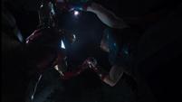 Thor VS Iron Man - TA